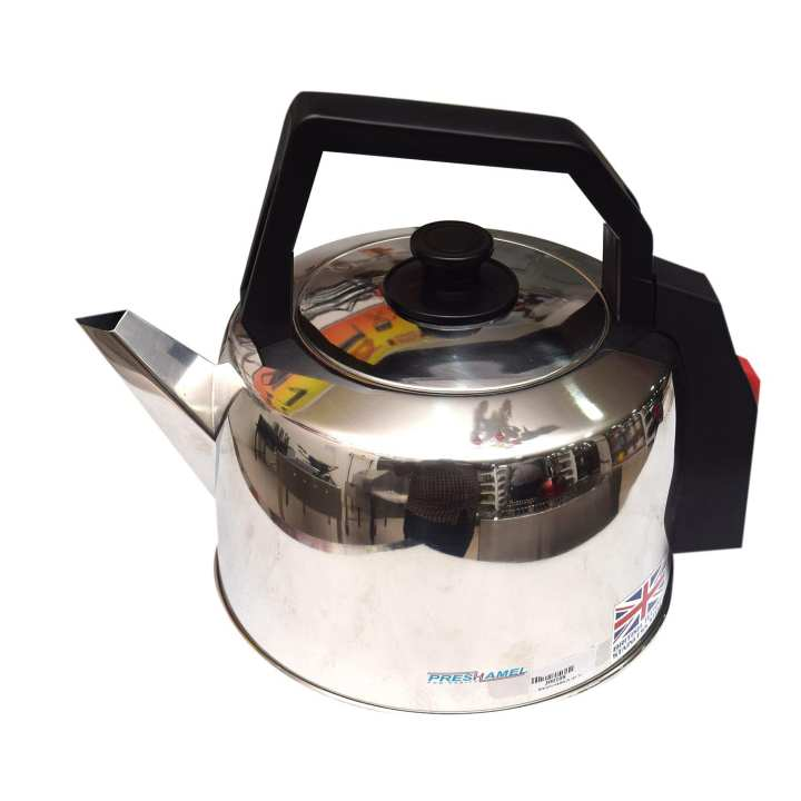 Electric Kettle 4.5L - Silver