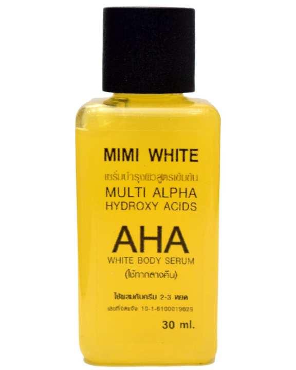 Aha Mimi White Multi Alpha - 30Ml
