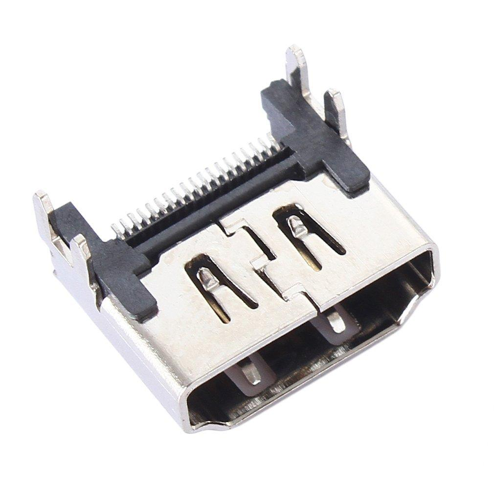 HDMI Port Socket Interface Connector Replacement for Playstation 4 PS4