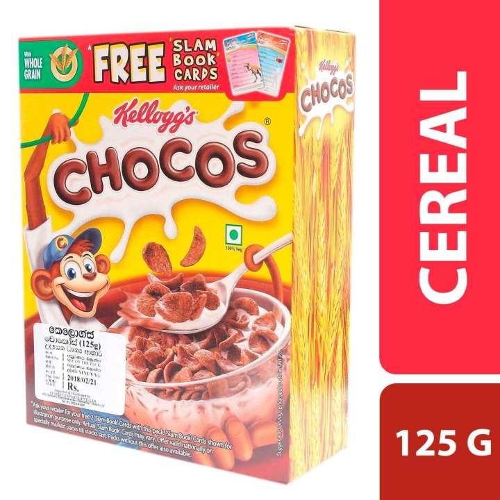 KELLOGGS Chocos - 125g
