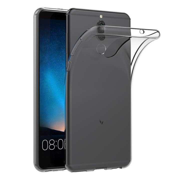 Crystal Clear TPU Transparent Case For Huawei Nova 2i